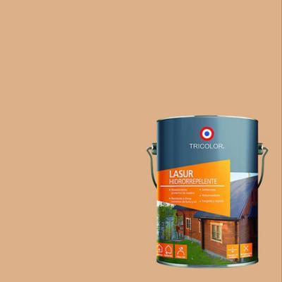 Lasur protector madera natural 1 gl