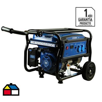 Generador eléctrico a gasolina 2800W