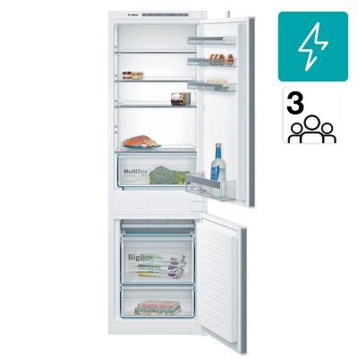 Refrigerador empotrable 267 litros no frost