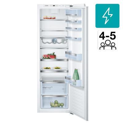 Refrigerador empotrable 319 litros frío directo 1 puerta