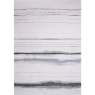 Alfombra Jagger líneas 140x200 cm gris