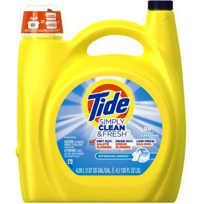 Detergente líquido 4 l