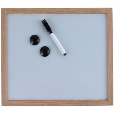 Pizarra 32,6x26,6x1,5 cm blanco