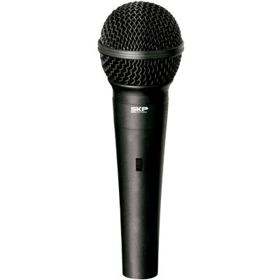 Micrófono dinámico metal/plástico