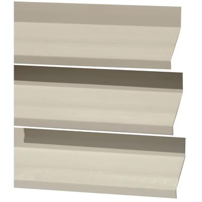 Quiebra vista PVC 80mm x 6m beige