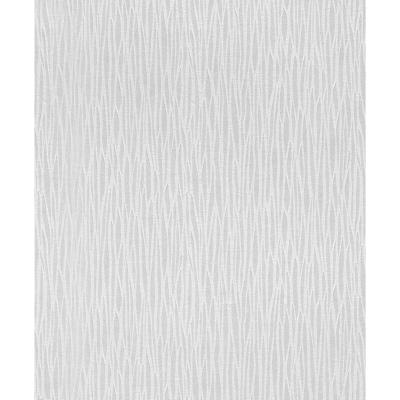 Papel mural pintable blanco 0,53x10 m