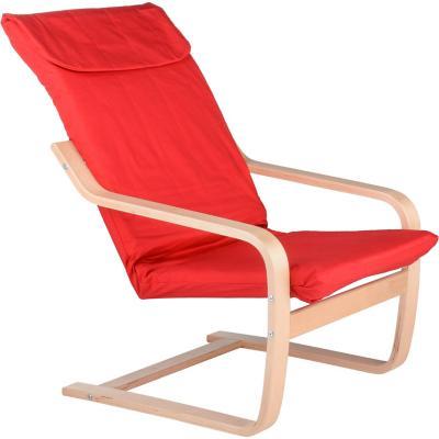 Silla + Cover 78x67x100 cm roja
