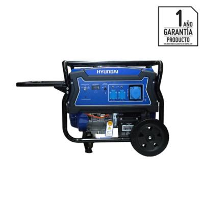 Generador partida eléctrica a gasolina 5500W