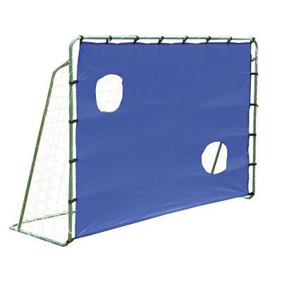 Arco de futbol con puntería