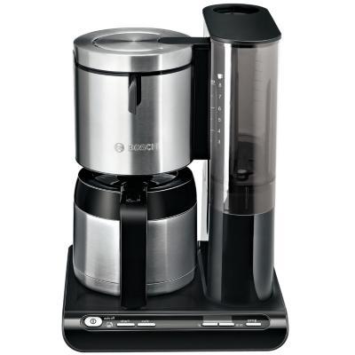 Cafetera eléctrica 1,15 litros inox