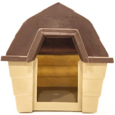 Casa para perro chica clasica