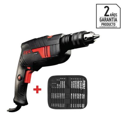 Taladro percutor eléctrico 13 mm 570W