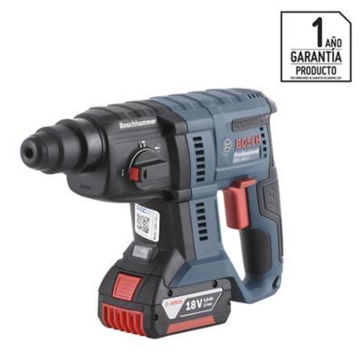 Martillo Perforador Rompedor Inalámbrico GBH 180-LI Bosch