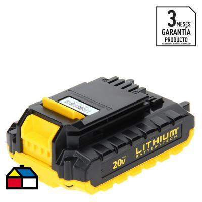 Batería recargable 20V 1,3 Ah