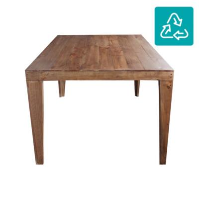 Mesa de comedor cuadrada 110x110 cm