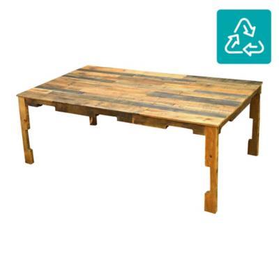 Mesa de comedor rectangular 210x100 cm
