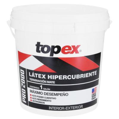 Látex pro 2000 blanco 1 gl