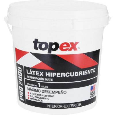 Látex pro 2000 base blanco 1 gl