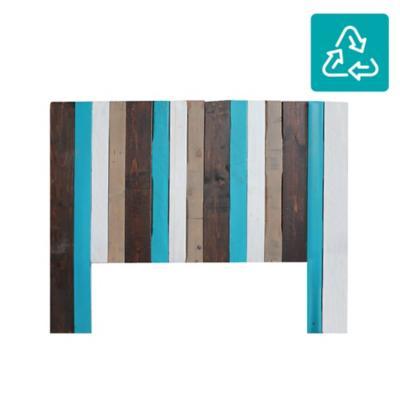 Respaldo 160x5x130 cm tricolor