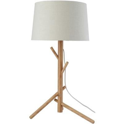 Lámpara mesa árbol 1l E14 40 W