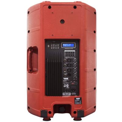Caja acústica activa red