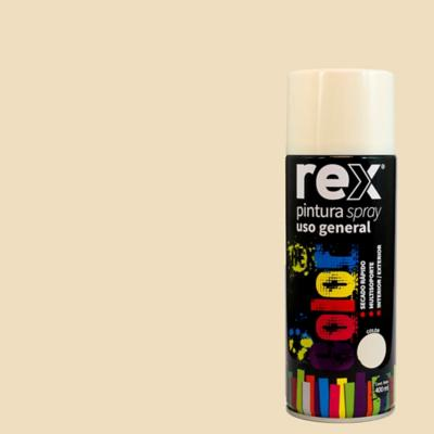 Pintura spray general 400 ml blanco brillante