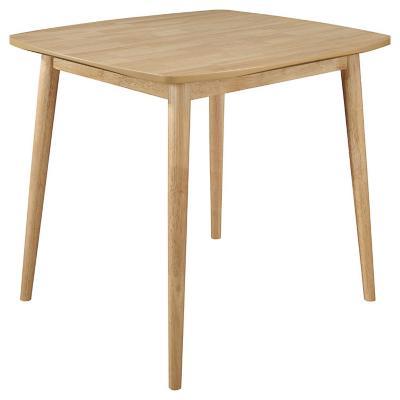 Mesa de comedor rectangular 90x80 cm