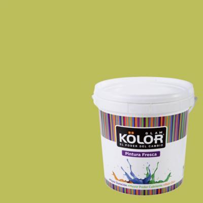 Esmalte al Agua Premium Satinado Verde Foggia 1 GL