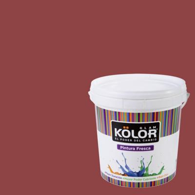 Esmalte al Agua Premium Satinado Rojo Diomede 1 GL