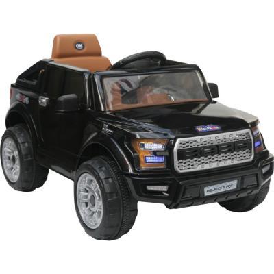 Camioneta a batería negro