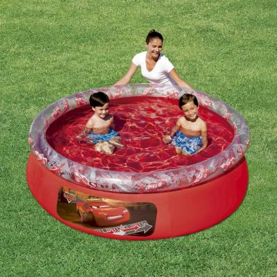 Piscina Fast Set Cars 244 cm