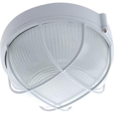 Tortuga redonda rejilla blanco aluminio