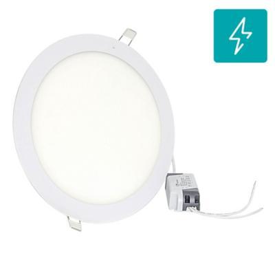 Foco led embutido 18w 225mm diametro luz neutra