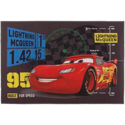 Alfombra Cars 80x120 cm Mcqueen