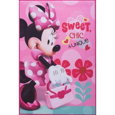 Alfombra Minnie 57x90 cm Sweet chic