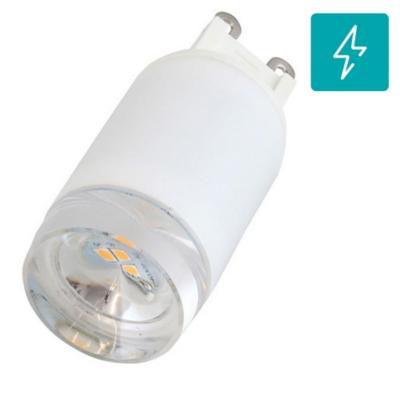 Ampolleta led g9 3,5w luz calida
