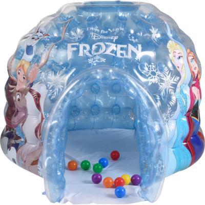 Igloo Inflable Frozen 185x157x107 cm
