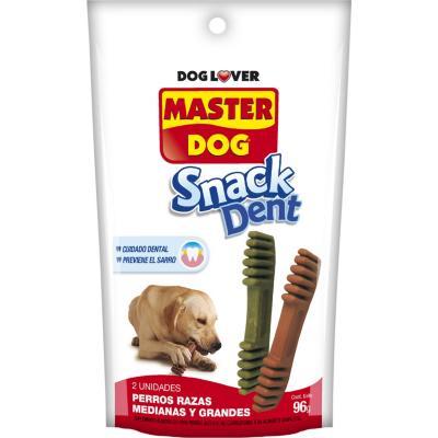 Treats dental para perro razas medianas y grandes 96 gr