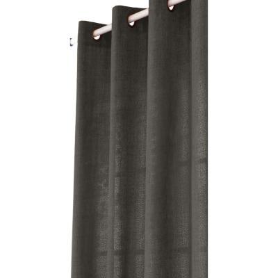 Cortina tela 140x220cm Petrohue gris