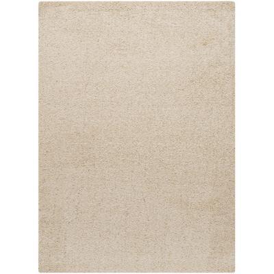 Alfombra shaggy gusto 120x170 cm blanco invierno