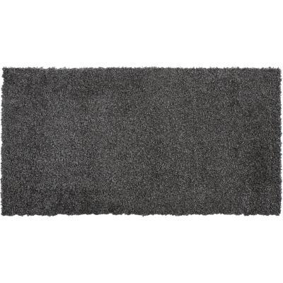 Bajada de cama shaggy gusto 60x115 cm gris