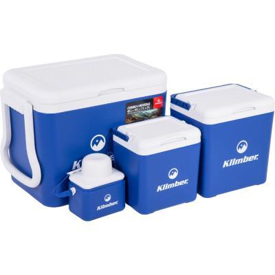 Combo Cooler 4 Piezas 45 litros + 14 litros + 7 litros + 2 litros
