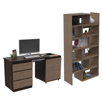 Set escritorio + estante