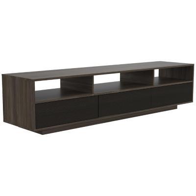"""Rack de TV 70 """" 210x50x51,5 Siena y wengue"""