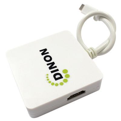 Adaptador mini display a HDMI