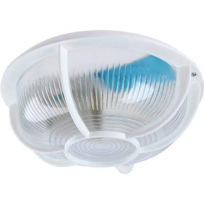 Tortuga redonda plástica/vidrio blanca