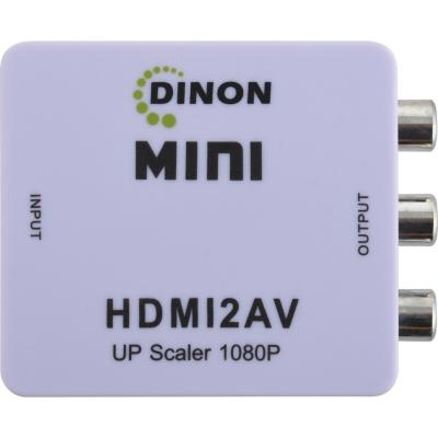 Conversor de video HDMI a av