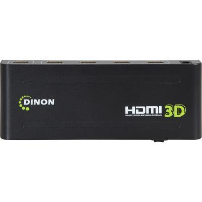 Splitter HDMI amplificado 4 salidas