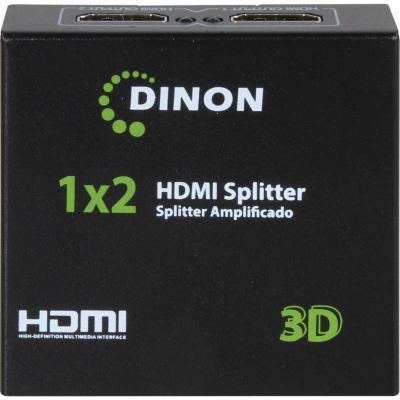 Splitter HDMI amplificado 2 salidas