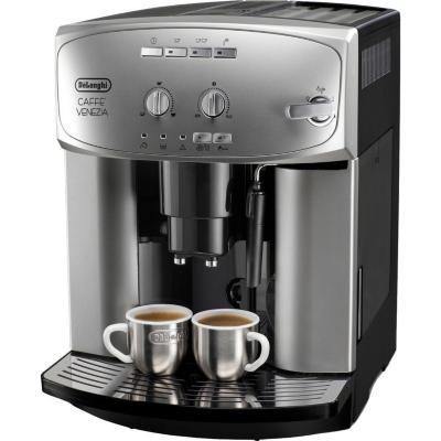 Cafetera espresso/capuccino 1,1 litros inox